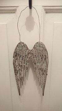 rost shabby 7 x 12 cm Glas Windlicht Schale Butterfly Metall braun